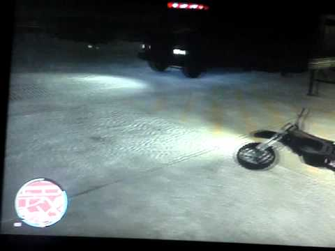 Grand Theft Auto IV Stunts