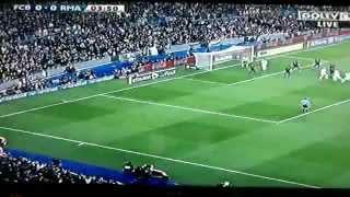 barcelona 1 vs real madrid 2 abril 21 2012 el classico highlights goals