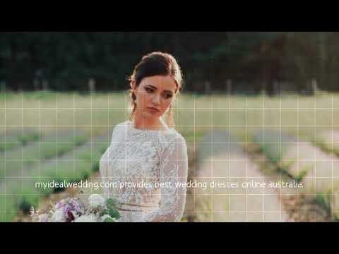 Shop Best Wedding Dresses Online Australia