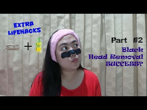 Beauty Tips #2   Finally Works   Blackheads Removal
