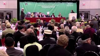 Opening of Baitur Rahman Mosque, Canada (English)