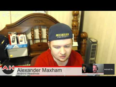 The Android Headlines Show Episode 72