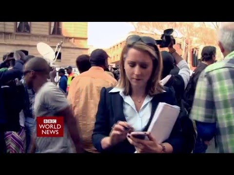 BBC World News - Pistorius Trail (Karin Giannone) Promo