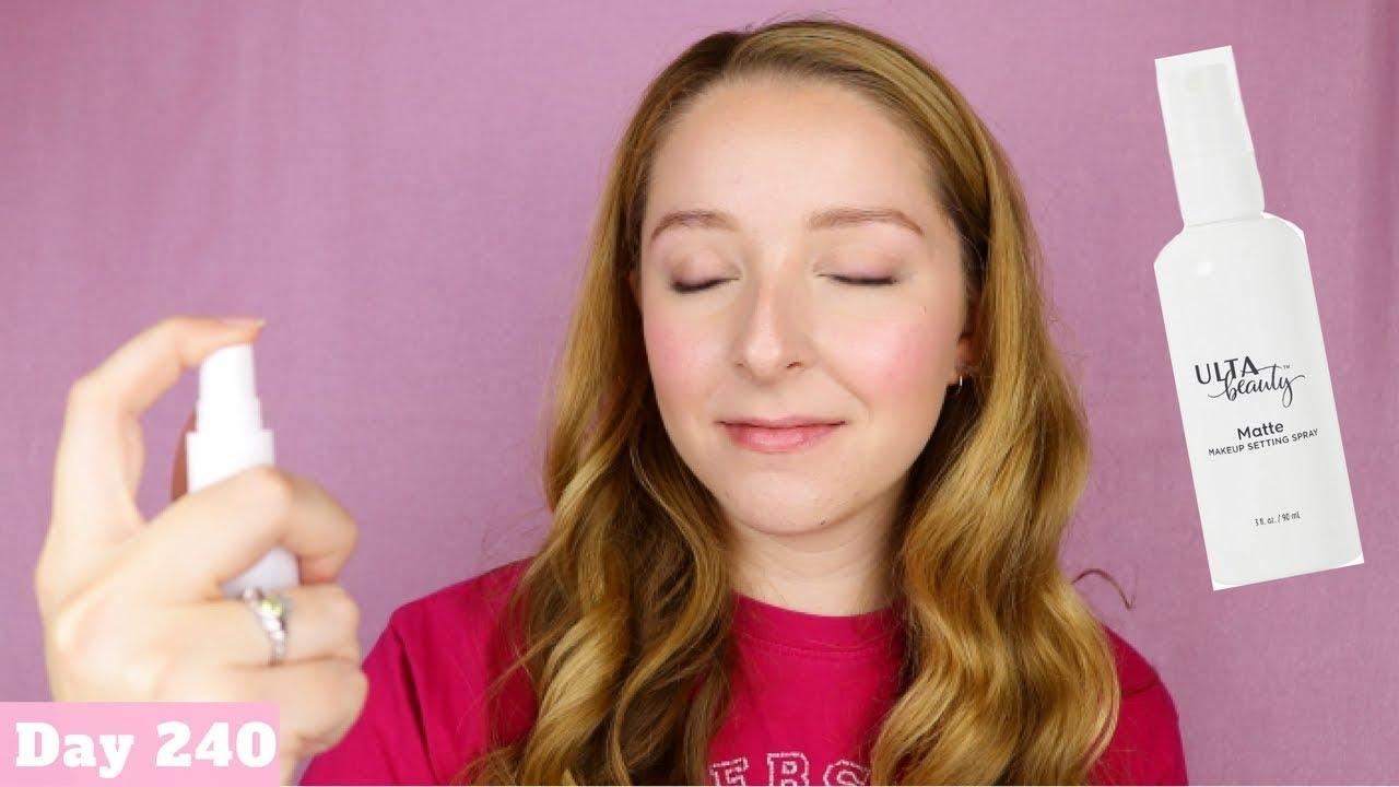 Matte Makeup Setting Spray by ULTA Beauty #3