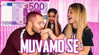 MUVAMO SE!! Bolja FORA dobija 500€ w/ ANNA & KACA