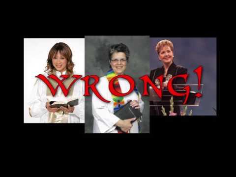 Can Women be Church Pastors ?