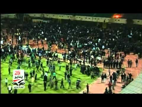 Death toll in Port Said rises after Egypt football violence