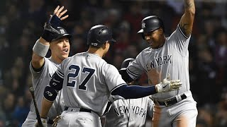 OMG AROD SHOUTS ME OUT! GAME 160-162 YANKEE FAN REACTION Highlights:  YANKEES vs RED SOX 9/28/18