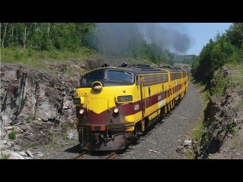 "Taconite Trains of Minnesota Vol 2 ""Change on the Range"""