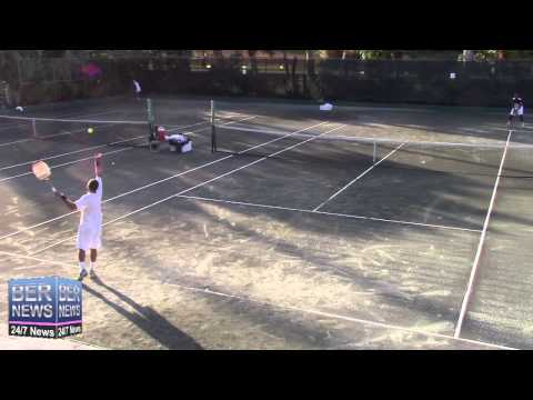 BLTA Open Singles Tennis Challenge Semi-Finals, April 10 2015