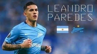 LEANDRO PAREDES - Genius Passes, Skills, Goals, Assists - FK Zenit - 2017/2018