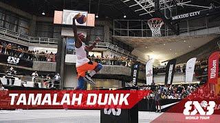 """Jordan """"Flight"""" Southerland - Amazing Tamalah Dunk - Mexico - 2016 FIBA 3x3 World Tour Video"""