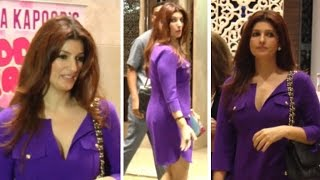 vuclip Twinkle Khanna in Sexy Dress at Book Launch