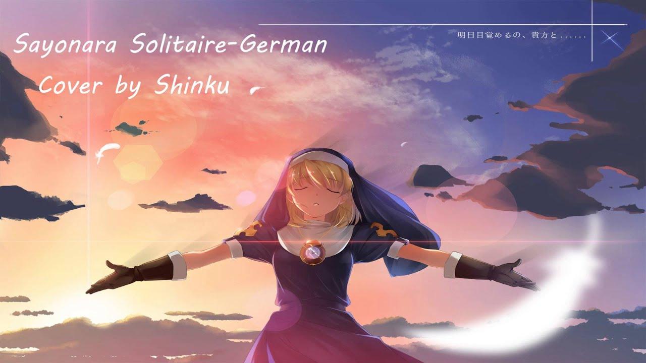 Sayonara Deutsch
