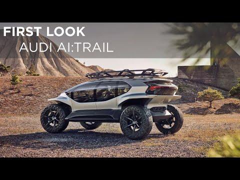 Audi AI:Trail   First Look   Driving.ca