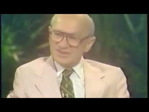Milton Friedman on Environment Regulations