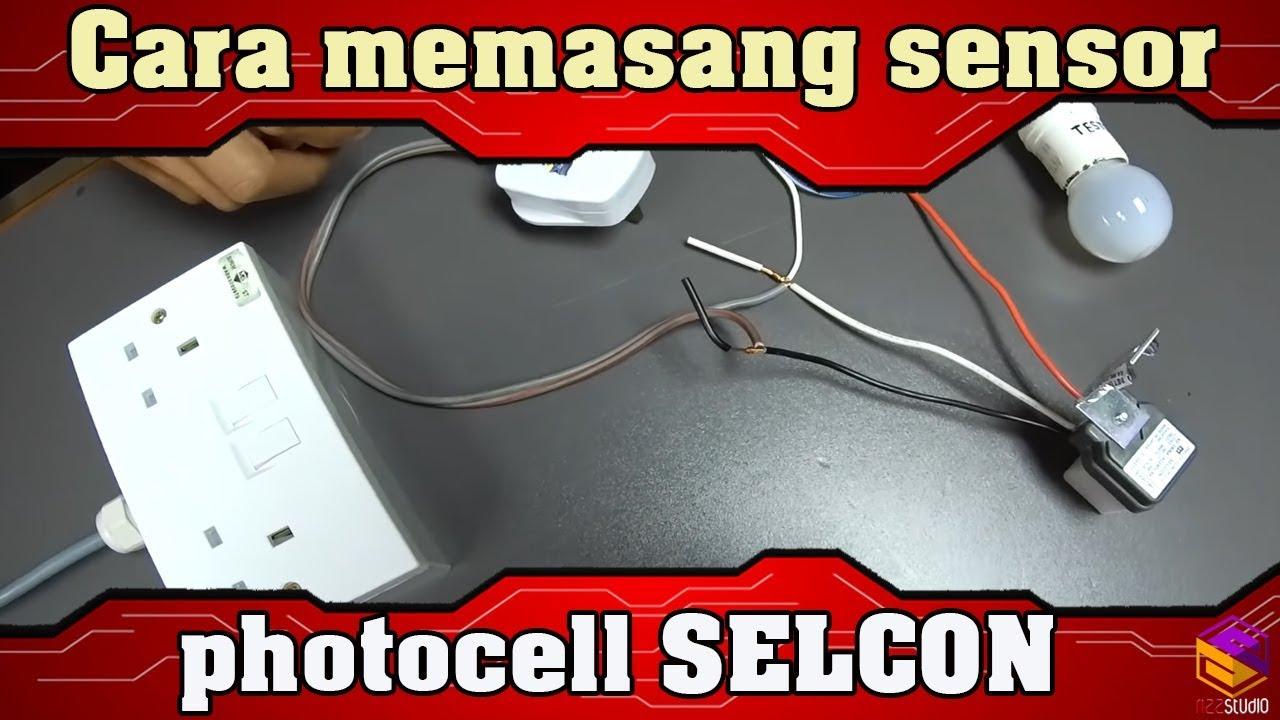 Photocell Motion Sensor Light Switch