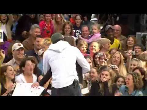 Enrique Iglesias  Be With You, Do You Know, Escape  at The Today Show HD