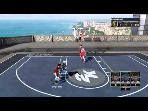 NBA 2K16 Red Light