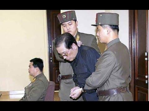 execution of Jang Song Thaek-North Korea!!?