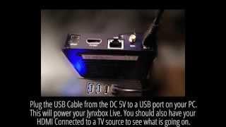 JynxBox Live - How to install XBMC / KODI using ADB (Hack Jynxbox Live)