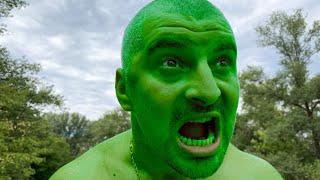 Hulk Transformation Part 5
