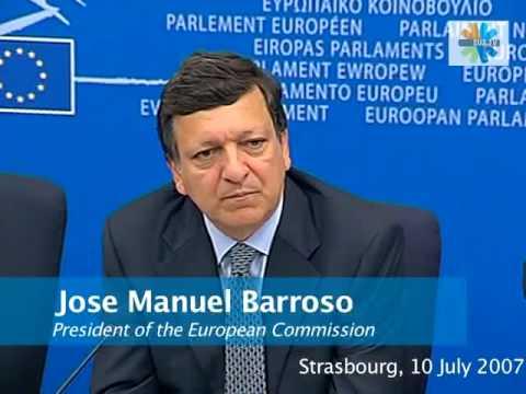 Barroso  European Union is 'empire'