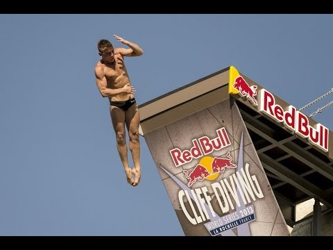 Red Bull Cliff Diving World Series 2013 - Stop In La Rochell