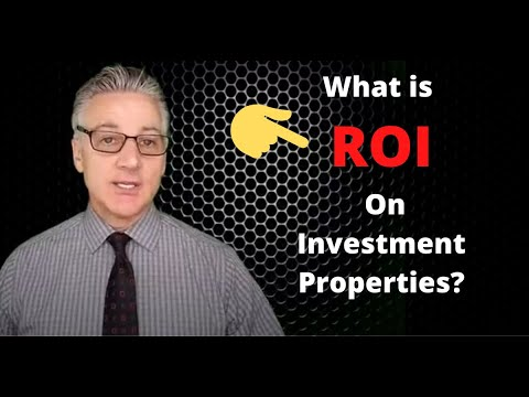 What Is ROI On Investment Properties