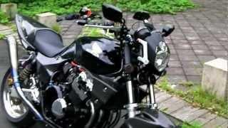 昔乗ってたバイク