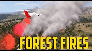 ARMA 3 - Forest Fires