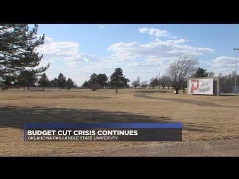 Budget cut crisis continues at Oklahoma Panhandle State University