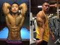 INCREDIBLE  MEN'S PHYSIQUE WORKOUT MOTIVATION 2018 JAKE ALVAREZ INCREÍBLE MEN'S PHYSIQUE !!