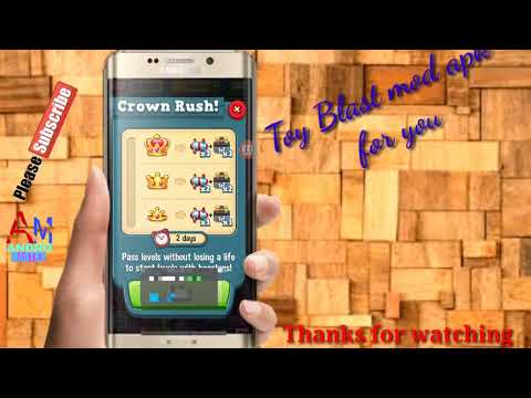 Toy Blast Mod Apk For Android. Must Watch
