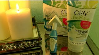 Demo + Review! Olay
