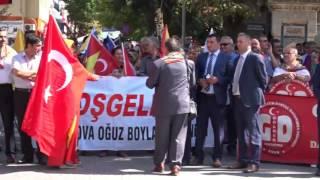 Gambar cover Kardeşlik Kültür ve Dayanışma Yörük Türkmen Derneği - 735. Ertuğrul Gazi'yi Anma ve Söğüt Şenlikleri