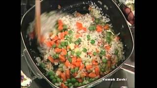 Enginarlı Pilav - Yemek Zevki