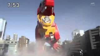 Power Rangers Dino Thunder 2   Dino Force Opening #1