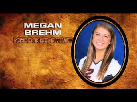 Scholar Athlete of the Week  Megan Brehm