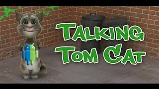 Говорящий Том (Talking Tom Cat) на Android/iOS GamePlay