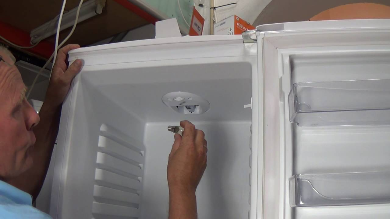 How To Replace A Bush Fridge Freezer Light Bulb Can Be