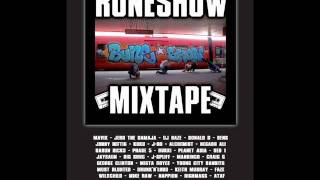 Runeshow mixtape track 1 - J-Ro, Jeru the Damaja, DJ Haze, Donald D