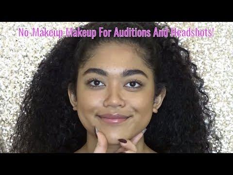 No-Makeup Makeup Feat. Tristyn!