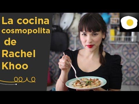 Descubre la cocina cosmopolita de rachel khoo canal - Racholas cocina ...