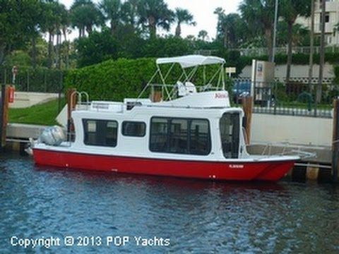 sold used 1999 adventure craft 28 in boca raton florida