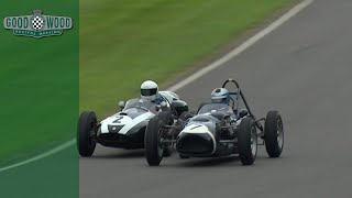Cooper-Climax and Ferguson-Climax get feisty at Revival