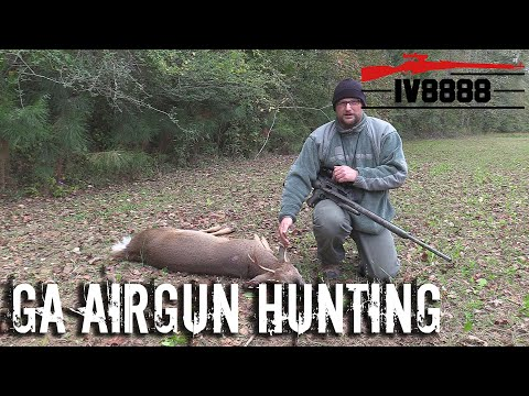 Georgia Airgun Deer Hunting