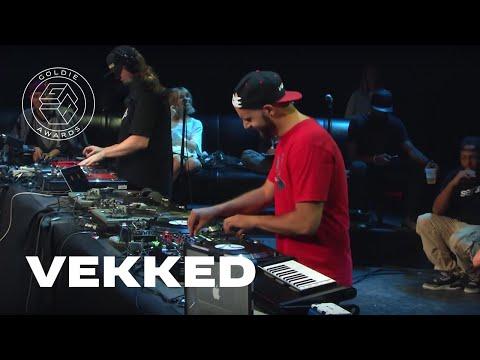Goldie Awards 2017: VEKKED - DJ Battle Performance