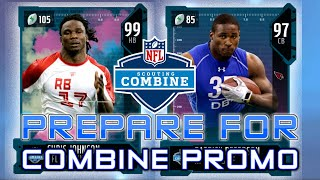 HOW TO PREPARE FOR THE NFL DRAFT COMBINE!! BEST CARDS TO INVEST IN TO MAKE COINS MADDEN 20!