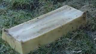 Нова Пасіка   Идея для бизнеса  Вощина(Идея для бизнеса Производство вощины в домашних условиях. На видео видно, что производство вощины в домаш..., 2012-05-29T18:43:55.000Z)